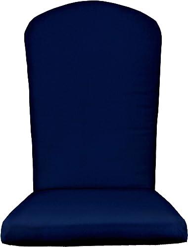 RSH D cor Outdoor Patio Decorative Foam Adirondack Chair Seat Cushion