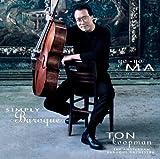 Image of Yo-Yo Ma - Simply Baroque ~ Bach & Boccherini / ABO, Koopman