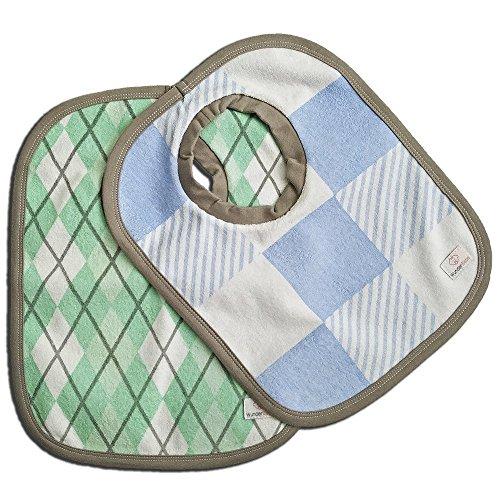Baby Boys Waterproof Bibs Pullover product image