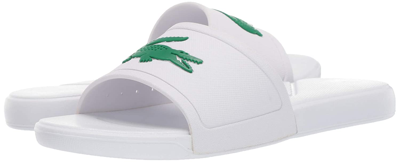 3712876c58b9 Lacoste Unisex L.30 Slide Sandal