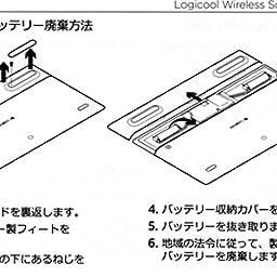 Amazon Logicool ワイヤレス ソーラーキーボード K760 Logicool ロジクール パソコン用キーボード 通販