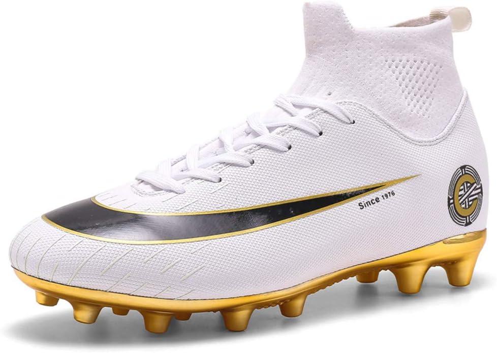 Willsky Men's Football Boots, High Top