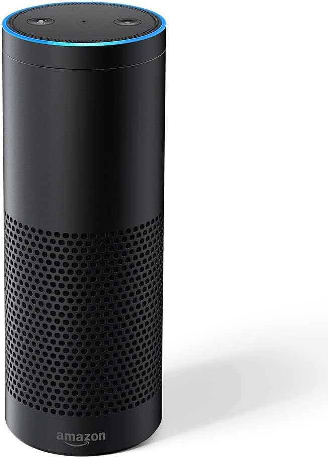 Amazon Echo Plus (1st Gen) with Built-in Hub (New) on Woot!