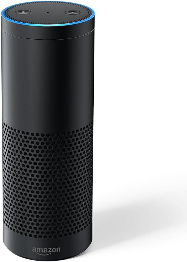 Amazon Echo Plus With Built In Smart Home Hub Black International Version Eu Power Adaptor Amazon De Alle Produkte