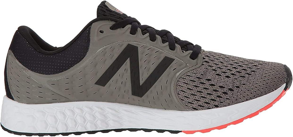 New Balance Fresh Foam Zante v4 Neutral h, Zapatillas de Running para Hombre, Verde (Military Urban Grey/Black/Flame Mf4), 44 EU: New Balance: Amazon.es: Zapatos y complementos