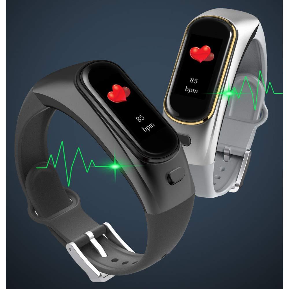 Amazon.com: GKPLY Smart Bluetooth Call Bracelet - 2 in 1 ...