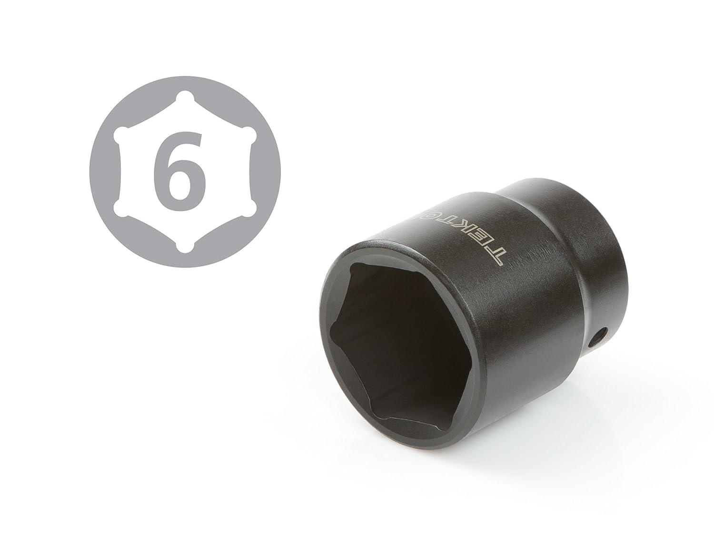 21-Piece 3//4-Inch TEKTON 3//4-Inch Drive Impact Socket Set Inch 4899 2-Inch 6-Point Cr-V