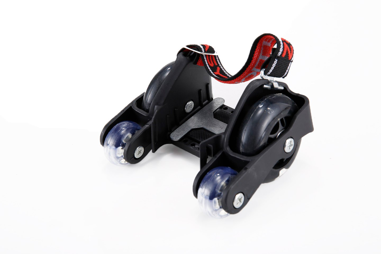 Gen 2 Easy Rollerz 4 Wheel (black)
