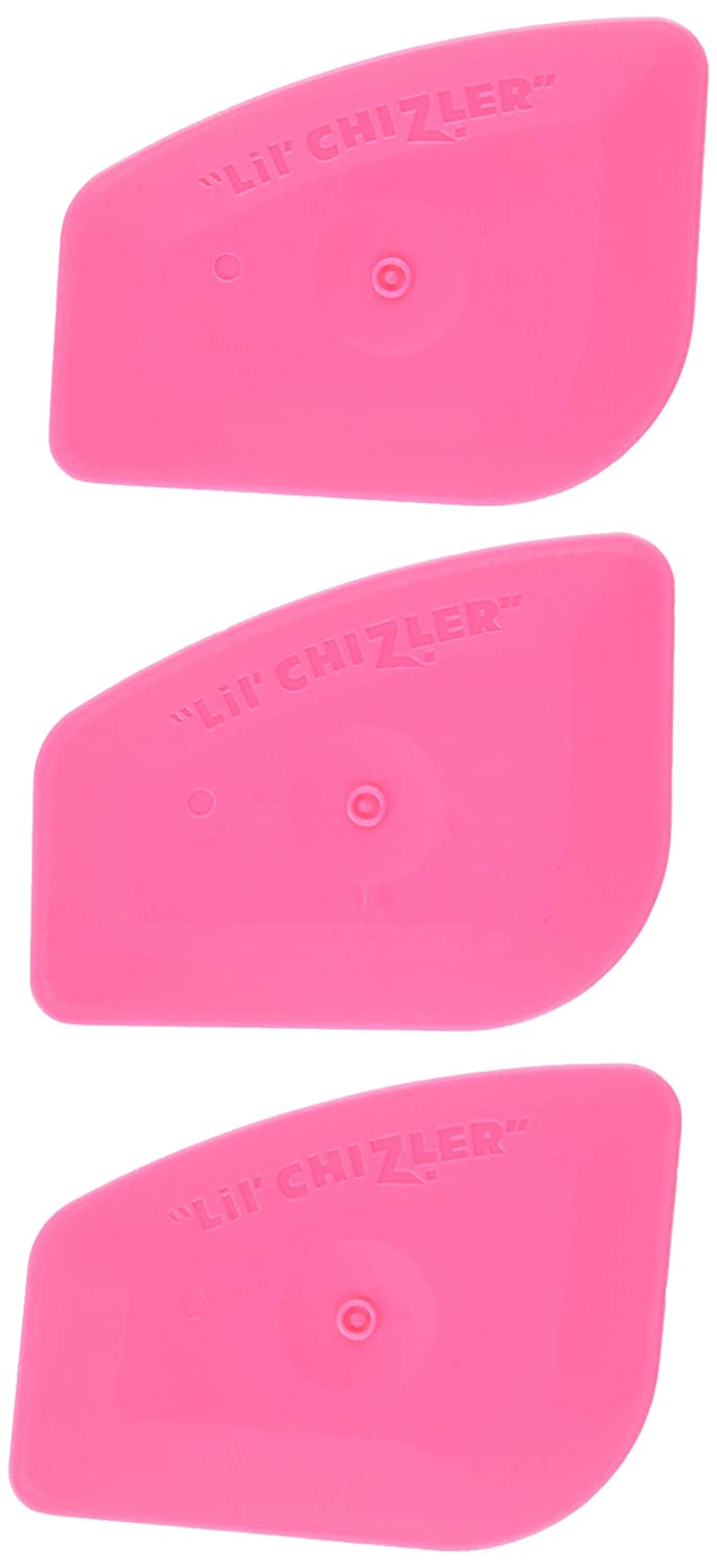 Decal Remover Label and Sticker Remover Lil Chizler 3 Pack