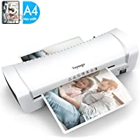 $21 » Toyuugo Laminator Machine, Portable A4 Thermal Laminating Machine with Hot and Cold Settings,…