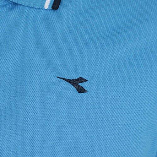 Pq Para Polo Cielo Ls Diadora Hombre Tipo Camiseta qXtXwxTB