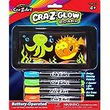 Cra Z Art Lite Up Flat Screen Dry Erase Mini Small Glow Board