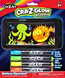 Cra-Z-Art Lite Up Flat Screen Dry Erase  Mini Small Glow  Board NEW 2.75 x 5.5