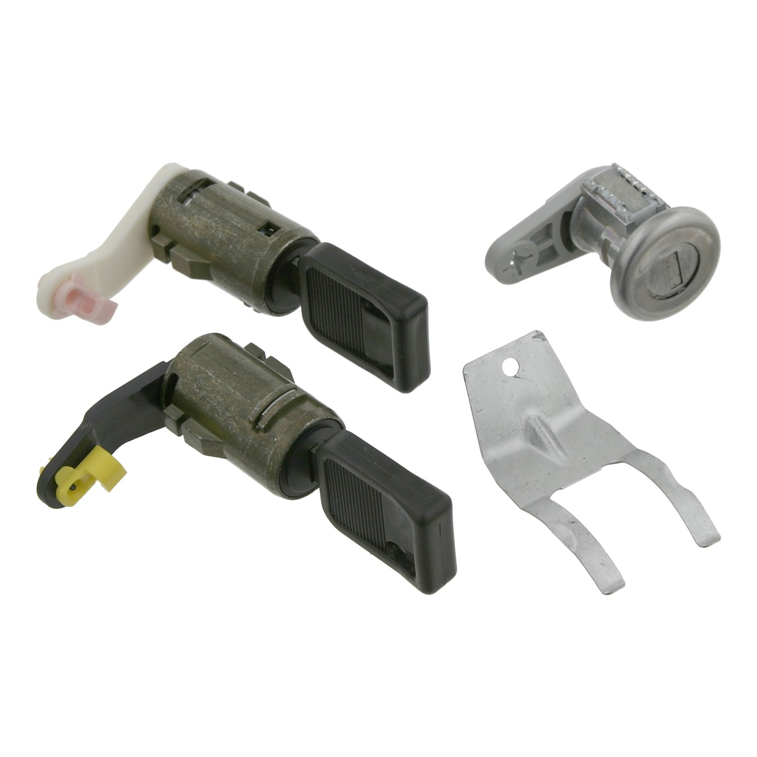 febi bilstein 26878 rep kit closing cylinder with 2 keys Pack of 1