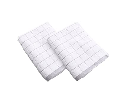 TjcmSs Kid Cotton Absorbent Wash Toalla para la Cara Toalla para bebés Saliva Childrens Square Towel