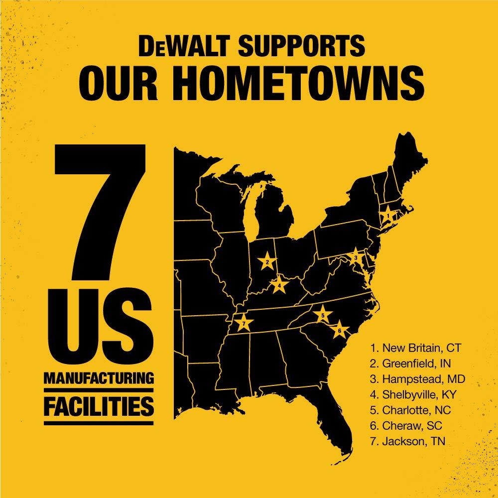 DEWALT Drywall Screw Gun, 6.2-Amp (DW257) by DEWALT