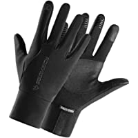 F Fityle Winter Warm Sports Gloves Waterproof Cycling Touch Screen Running Gloves