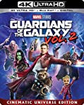 Cover Image for 'Guardians of the Galaxy Vol. 2 [4K Ultra HD + Blu-ray + Digital]'