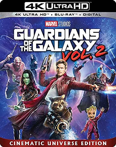 Guardians of the Galaxy 2 [USA] [Blu-ray]: Amazon.es: Guardians Of ...
