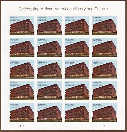 Search : USPS 2017 History of African American History And Culture Sheet of 20 Forever Stamps Scott 5251