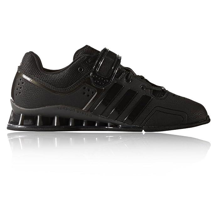 adidas Adipower Weightlifting, Zapatillas de Deporte Unisex Adulto, Negro (Core Black/Night F13/SILVER Met. 001), 46 EU: Amazon.es: Zapatos y complementos