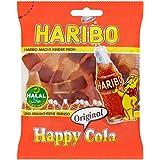 HARIBO Halal Cola Bottles, Halal Sweets, 100g