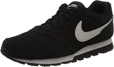 NIKE MD Runner 2 Suede, Running Shoe para Hombre