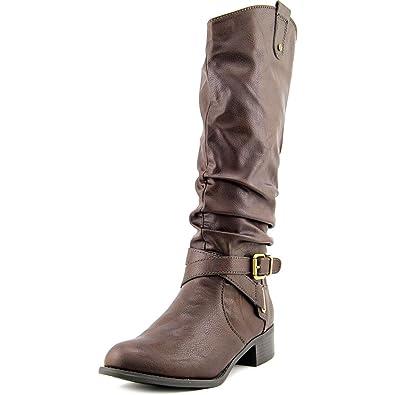 New Mootsies Tootsies Women's Velocity Boot Dark Brown 6