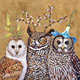 Paperproducts Design Owl Family Vicki Sawyer