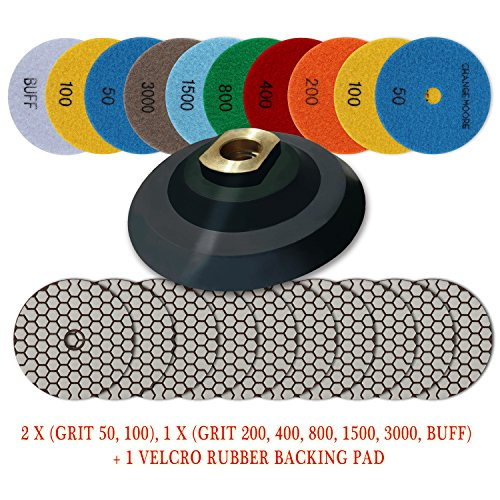 mond Polishing Pads 4
