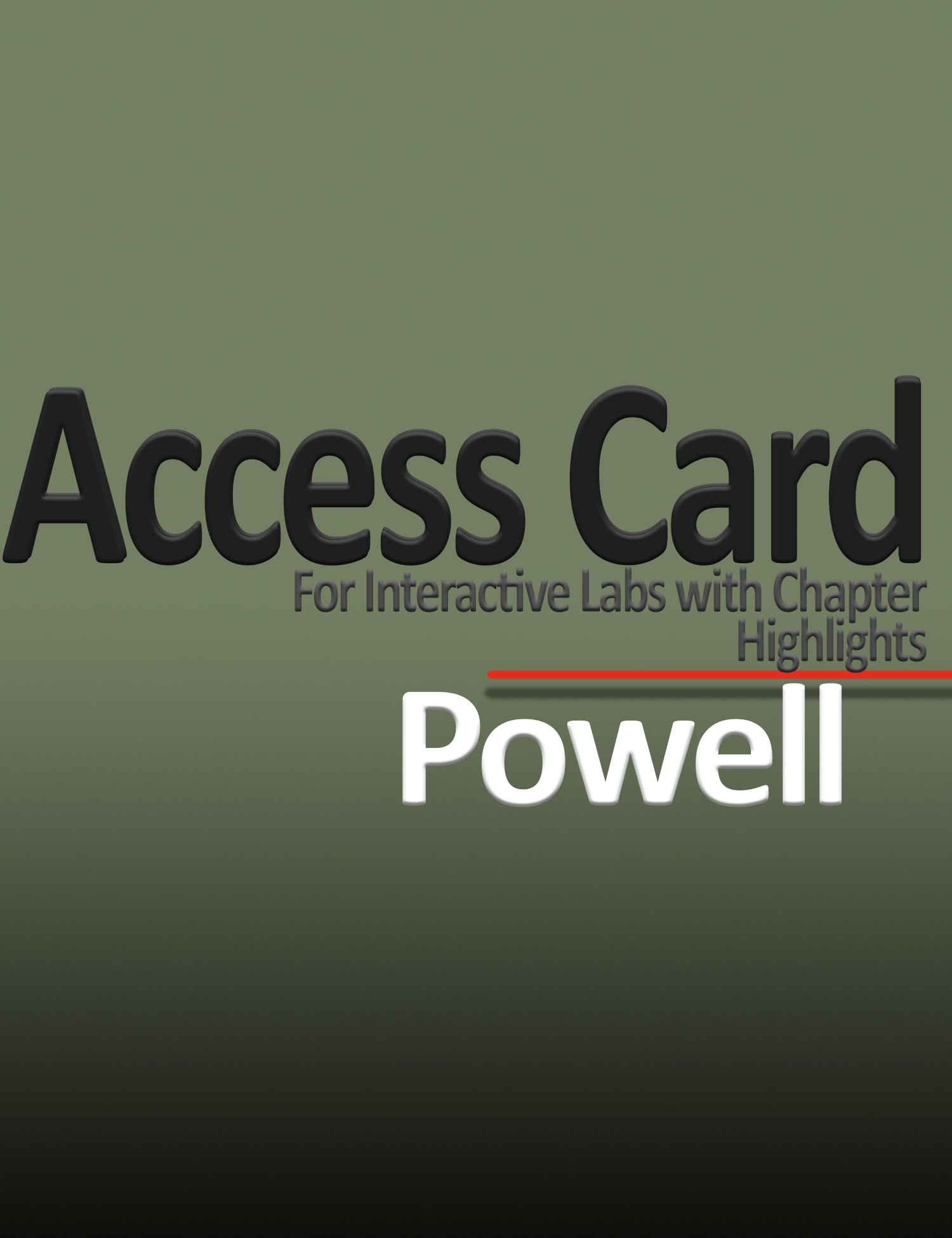 Access Card for Interactive Labs with Chapter Highlights for: Transport Phenomena in Biological Systems by George A. Truskey