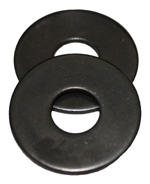 M8 M5 M6 5, M4 M4 M10 Schwarze Unterlegscheiben DIN 9021 Karosseriescheibe Edelstahl M3