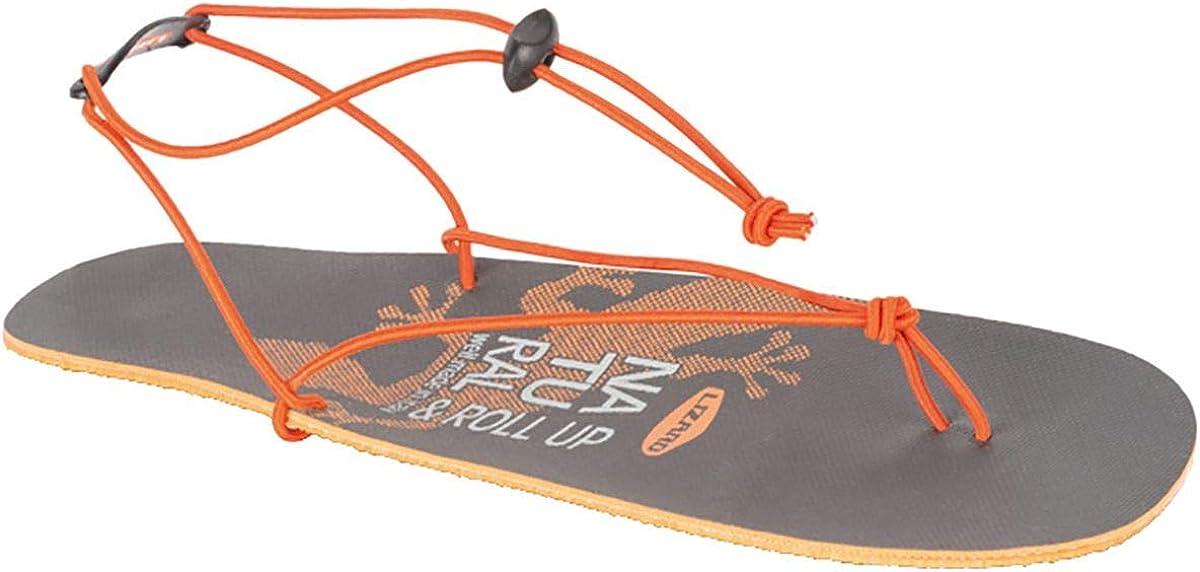 Lizard Roll Up Sandalen Freizeit und Sportwear Unisex Erwachsene