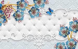 ElRmady Bright Glitter fabric Wall paper 2.15 meters x 2.4 meters