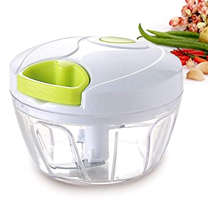 Exceptionnel Passion Manual Food Chopper Powerful Hand Held Vegetable Chopper / Mincer /  Blender To Chop Fruits