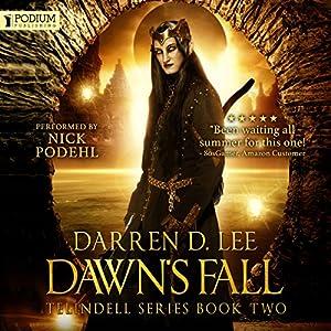 Dawn's Fall Audiobook