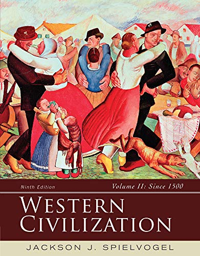 Top 8 recommendation western civilization spielvogel 9th edition 2020
