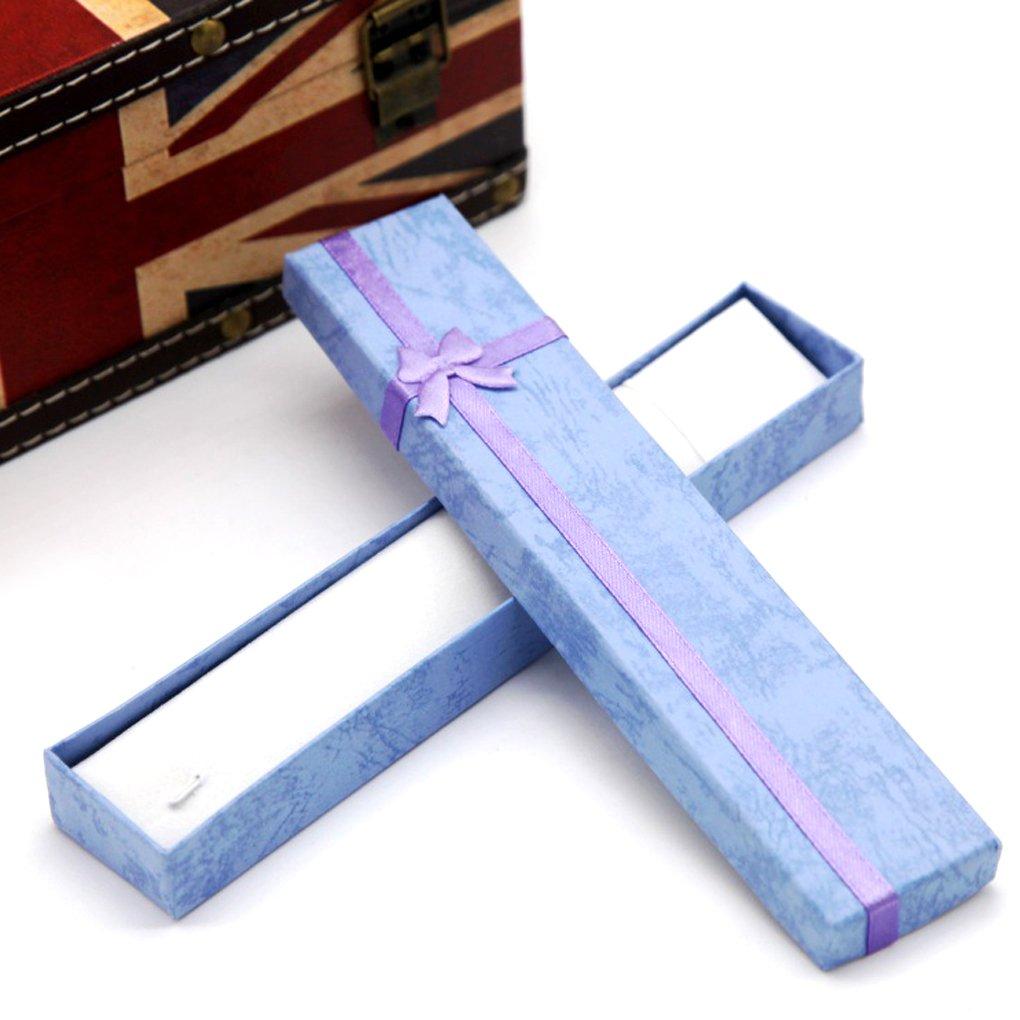 Schmuck Halskette Armband Geschenk Bowknot Geschenk Display Box Regard