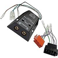 AERZETIX: Adaptador Cable ISO RCA para Amplificador autoradio