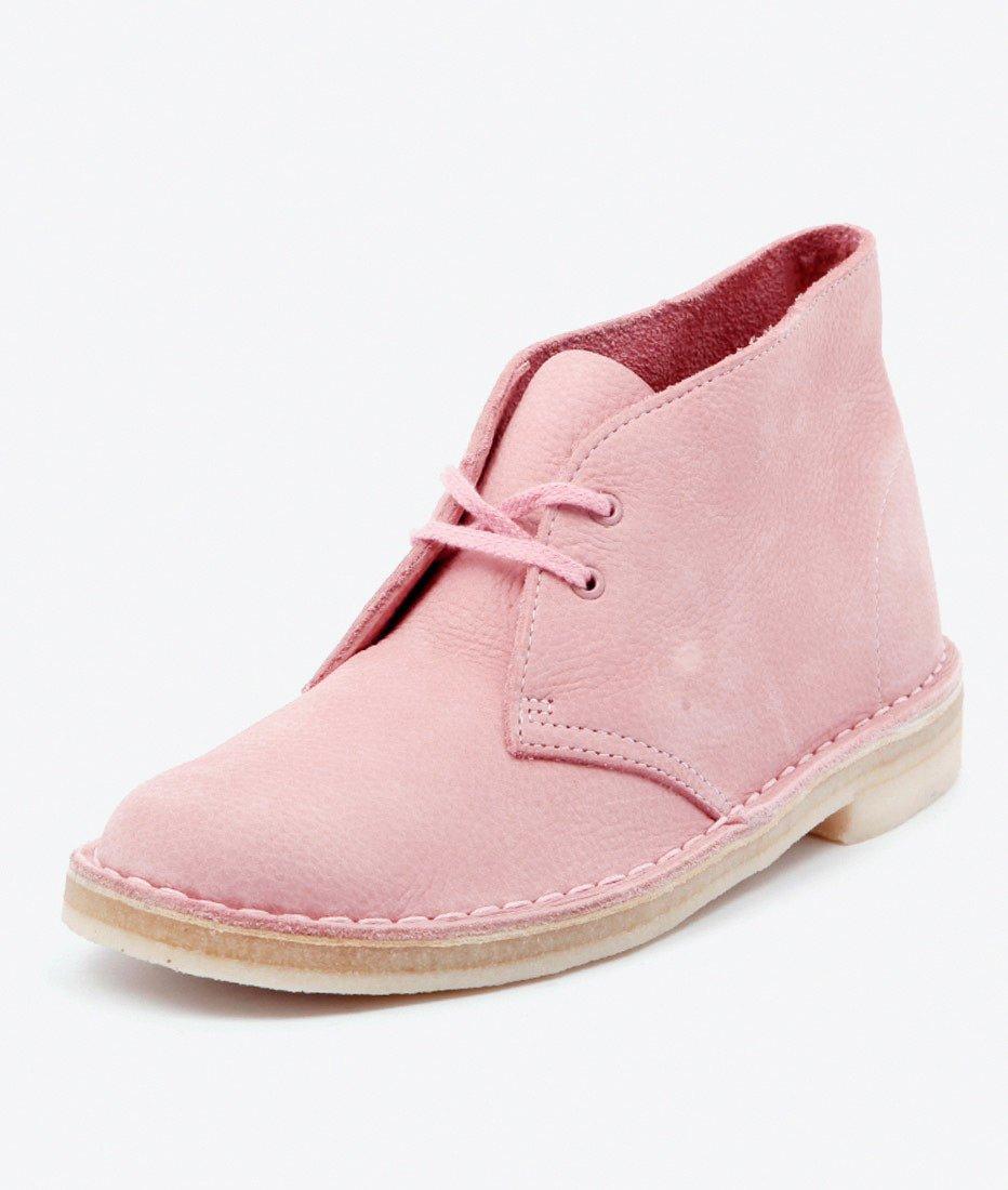 Shoeslulu 20'' Premium Oxfords Chukka Desert Boot Flat Canvas Shoelaces (19.5 in. (50 cm), Cherry Pink) by Shoeslulu (Image #3)
