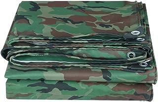 Z&YY Telo Impermeabile Camouflage Tela impermeabilizzata Resistente Telo Copridimensionale Army Army Camo Isolamento Tenda Esterna Tenda Tenda da Sole Tenda da Sole
