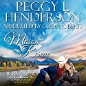 Mason's Rescue: Burnt River, Book 6 Audiobook by Peggy L Henderson Narrated by Cody Roberts