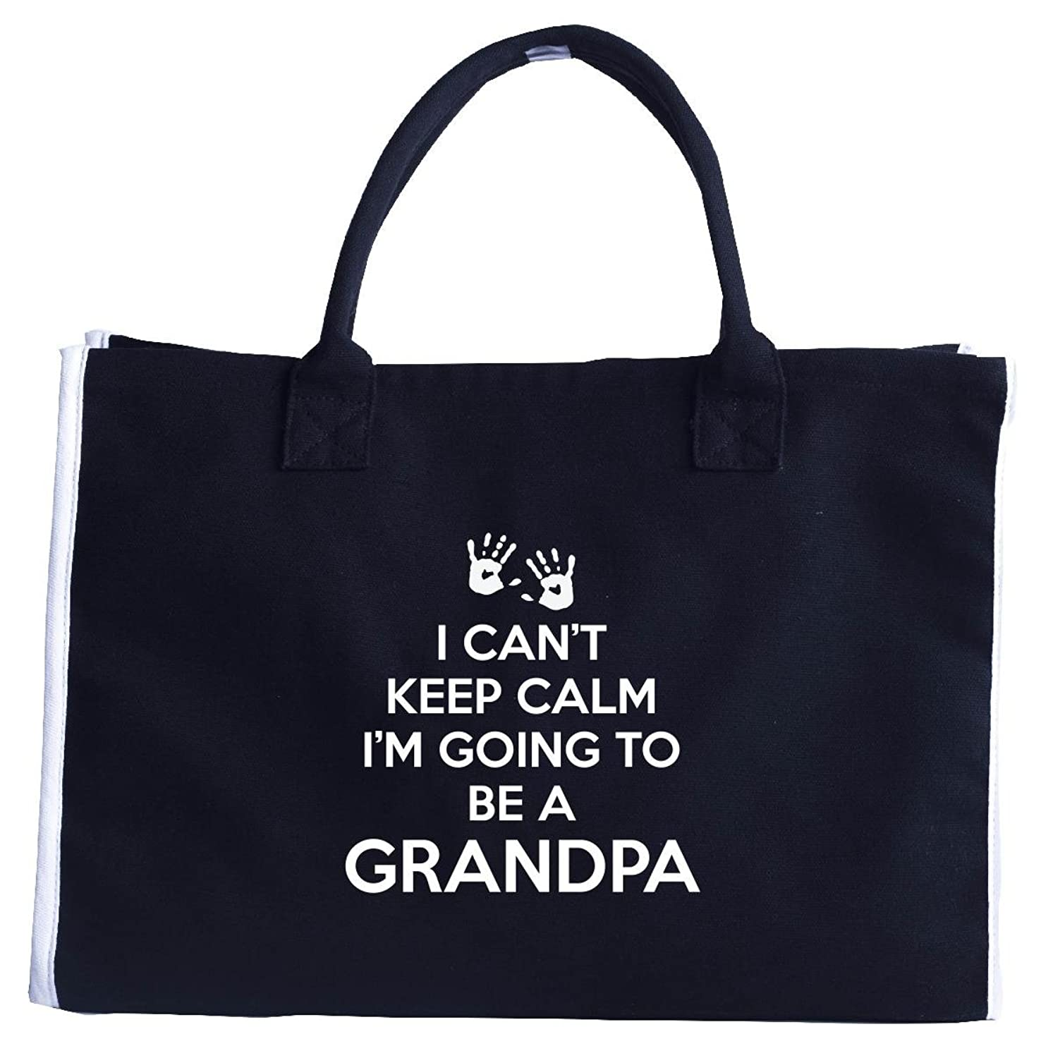 Im Going To Be A Grandpa Funny Pregnancy Announcements - Tote Bag