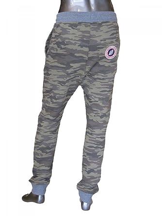 Sweet Pants Pantalon de Jogging Kid Loose Print Camouflage Kaki Ado Mixte   Amazon.fr  Vêtements et accessoires 82692458ea2