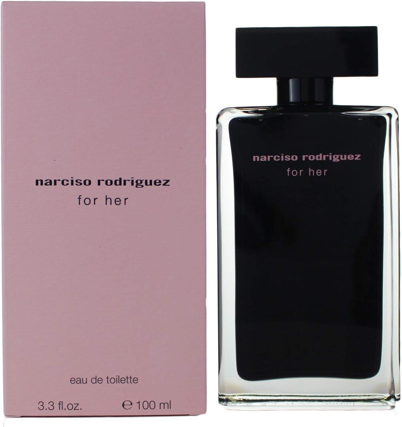 For Her de Narciso Rodriguez - Agua de tocador 100 ml.
