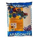 Carib Sea ACS00020 Aragonite Reef Sand for Aquarium, 15-Pound