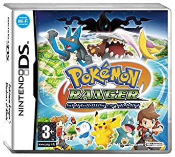 pokemon ranger shadow of almia ds