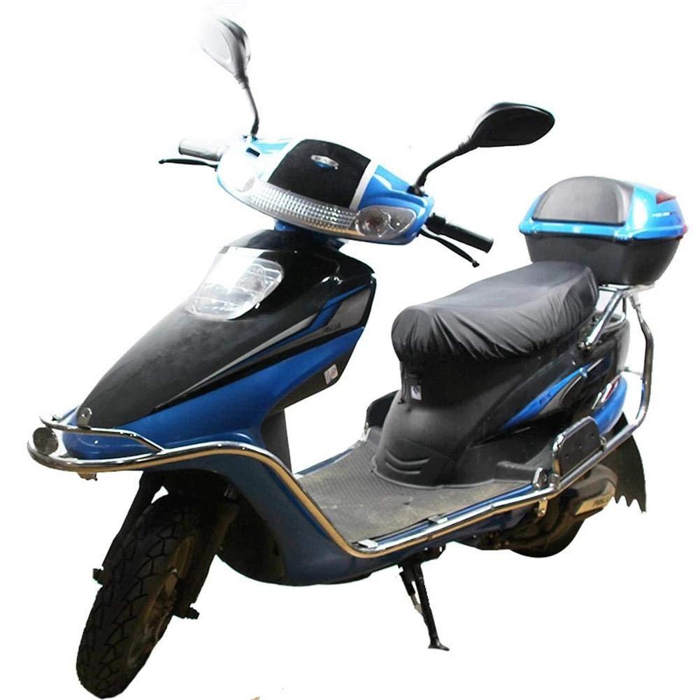 Motto.H Funda para Motos De Asiento Universal Protectoras Funda Impermeable para La Mayor/ía De Las Motocicletas Like-Minded
