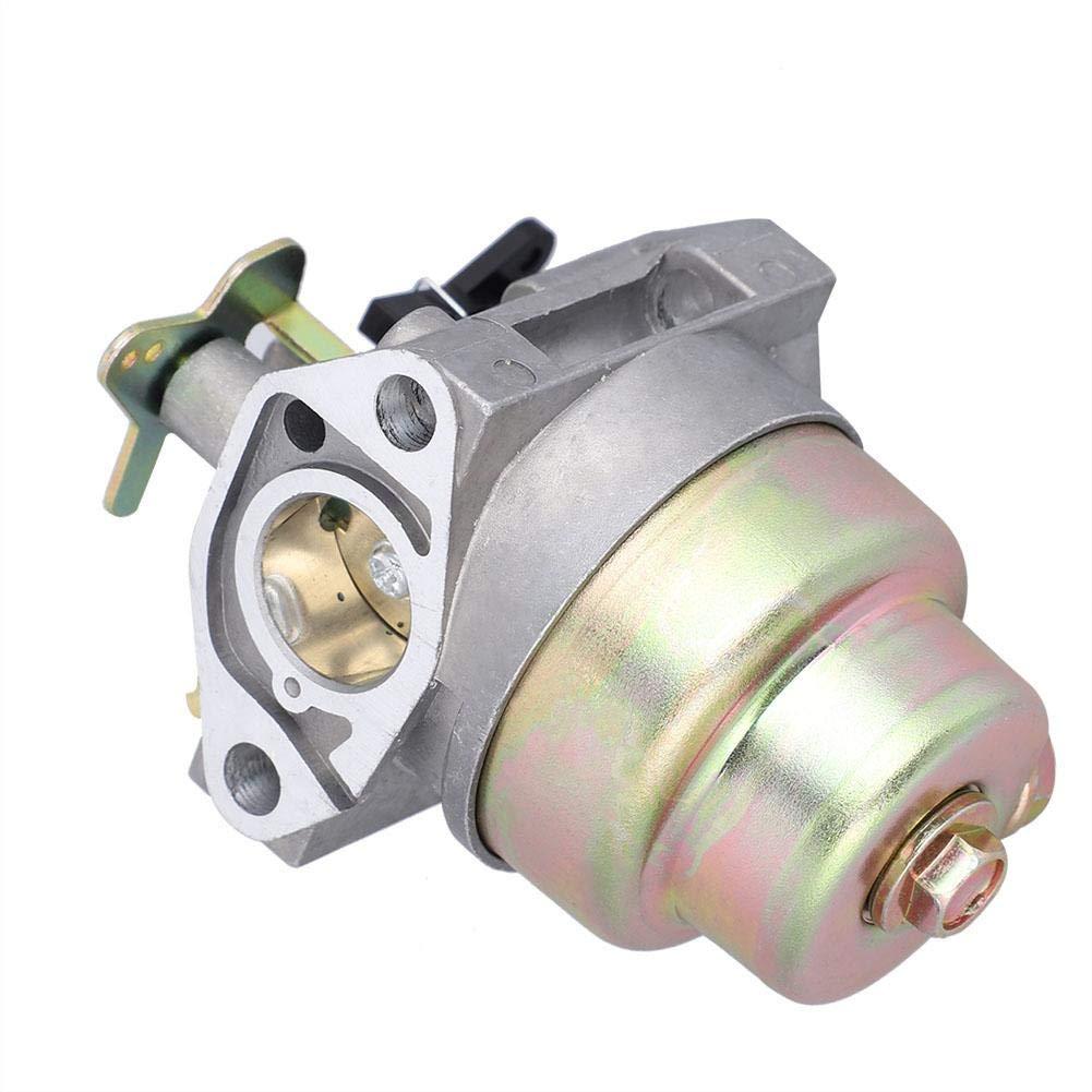 TOPINCN Kit de reemplazo de carburador para Honda 16100-Z0L-853 Carburador para GCV160A GCV160LA GCV160LAO Motor Cortac/éspedes Accesorios de Piezas