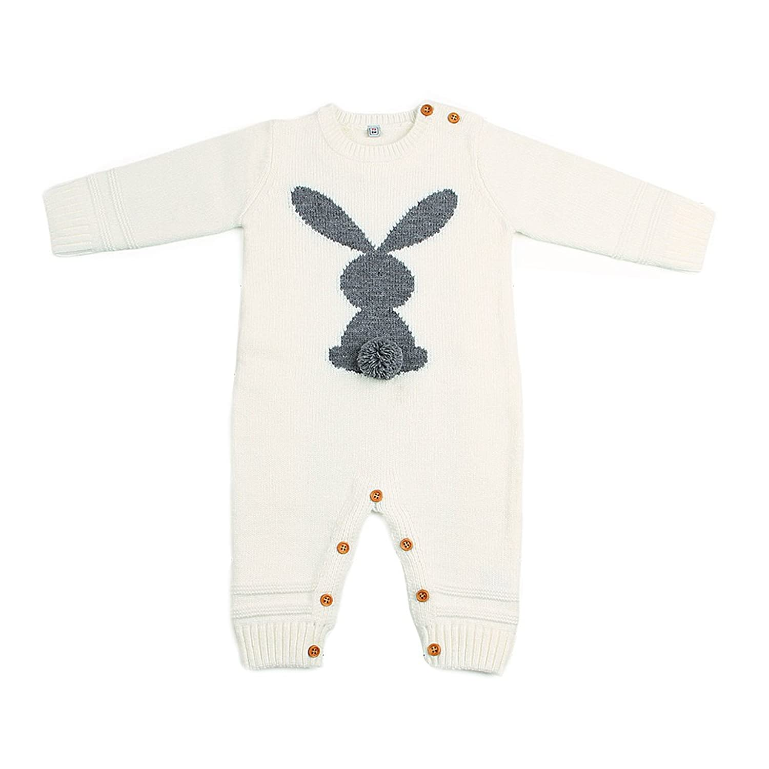 c248916039da This Cute Baby Girls Boys Rompers is 100% Polyester Knitted, It\'s  Comfortable and Soft. No Any Harm to Your Baby\'s Skin, Excellent Quality